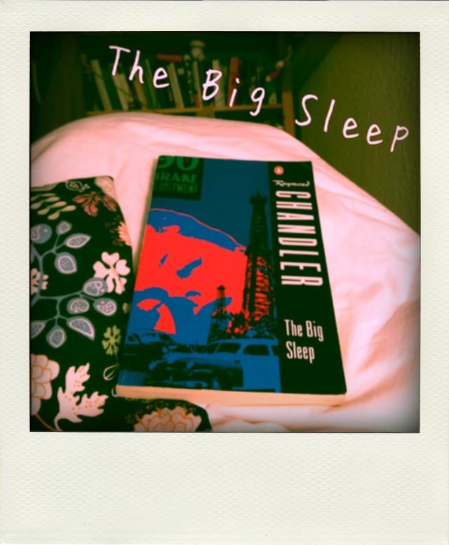 Raymond Chandler - The Big Sleep